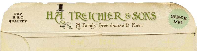 H.A. Treichler & Sons - A Family Greenhouse & Farm